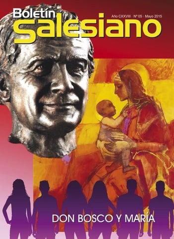 Boletín Salesiano Mayo 2015