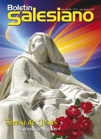 Boletín Salesiano Julio y Agosto 2015