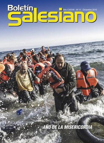 Boletín Salesiano Diciembre 2015