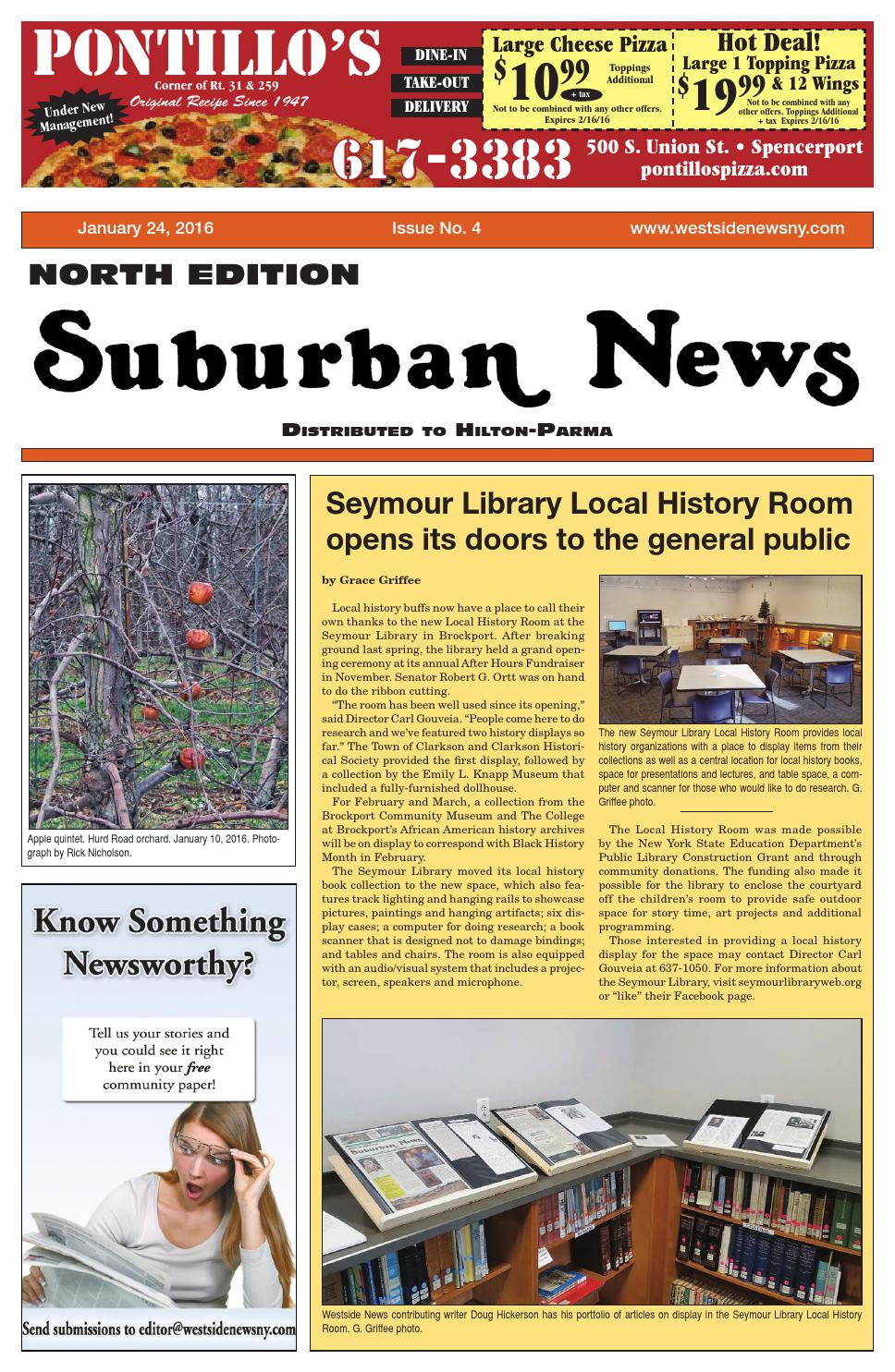 suburban news north edition by westside news suburban news north edition 24 2016 by westside news inc issuu