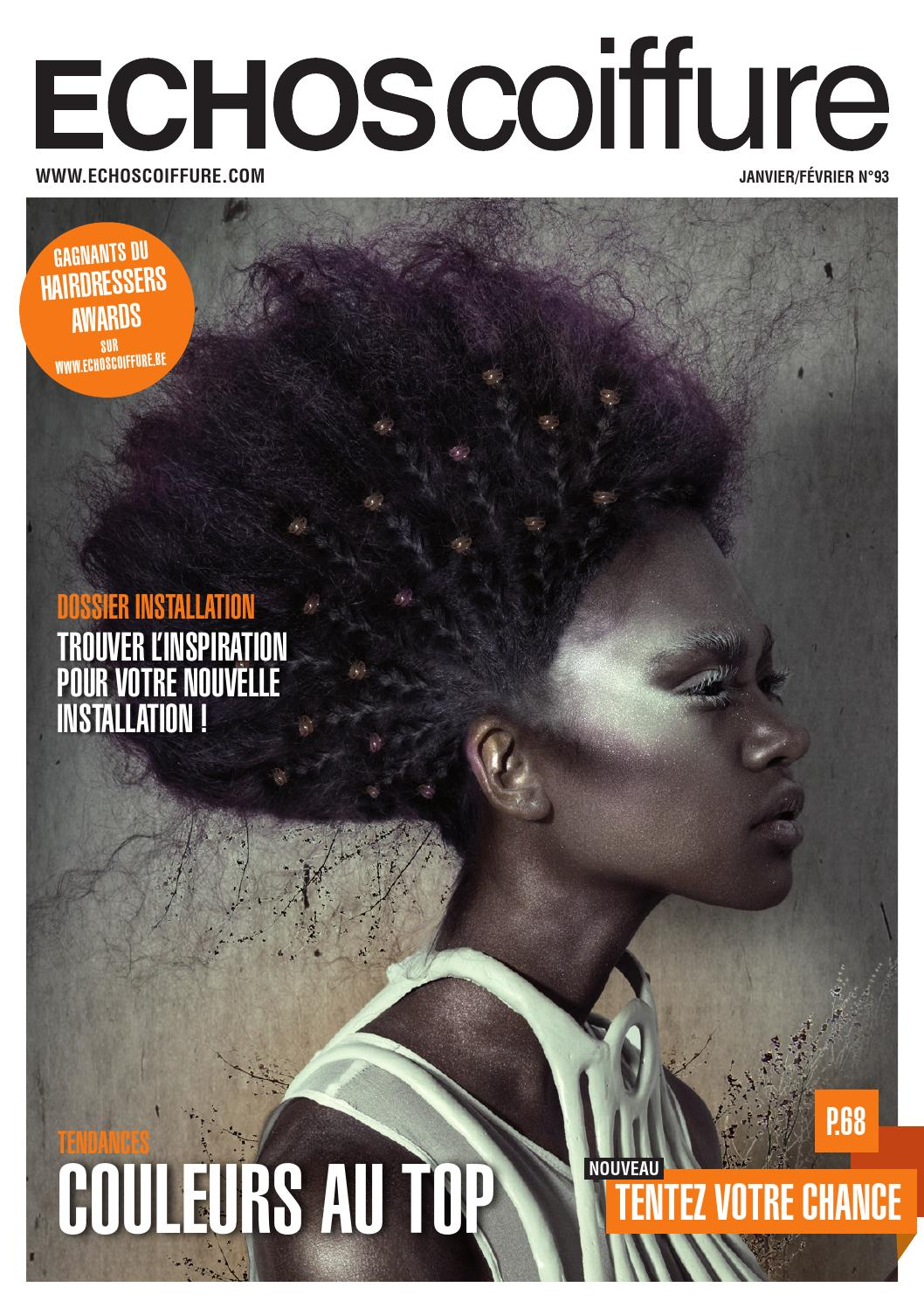 Echos coiffure n°83 fr by eurobest products   issuu