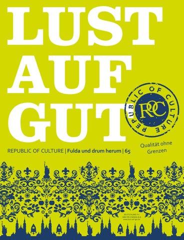 LUST AUF GUT Magazin | Fulda Nr. 65