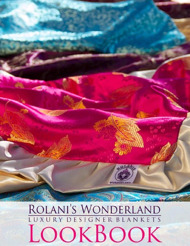 Rolanis Wonderland Look Book | 2016