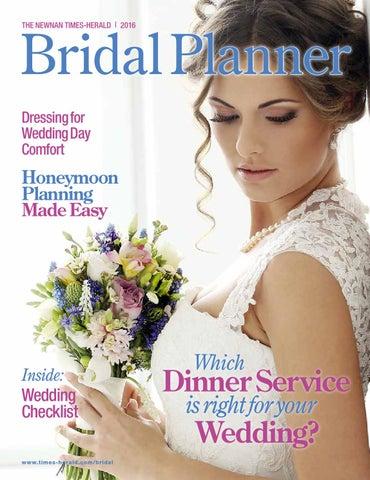 Bridal Planner 2016