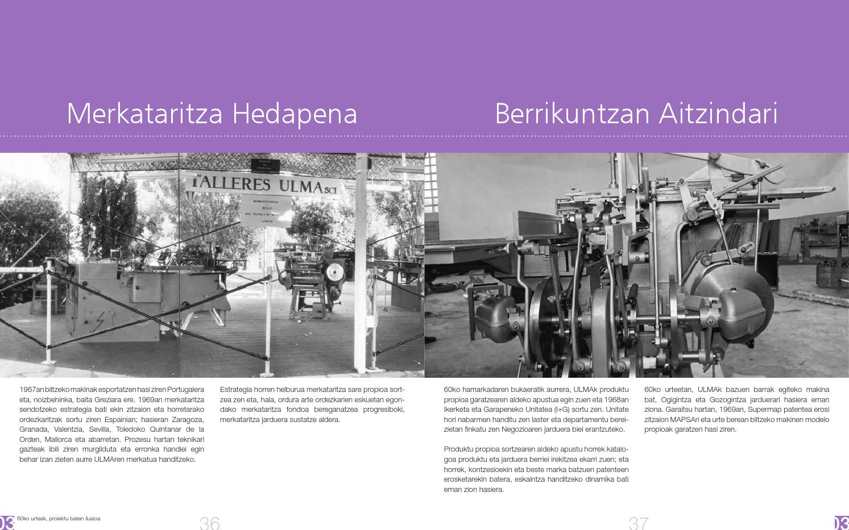 50 urtez elkar hartuta liburua by ulma page 18 issuu - Ulma granada ...