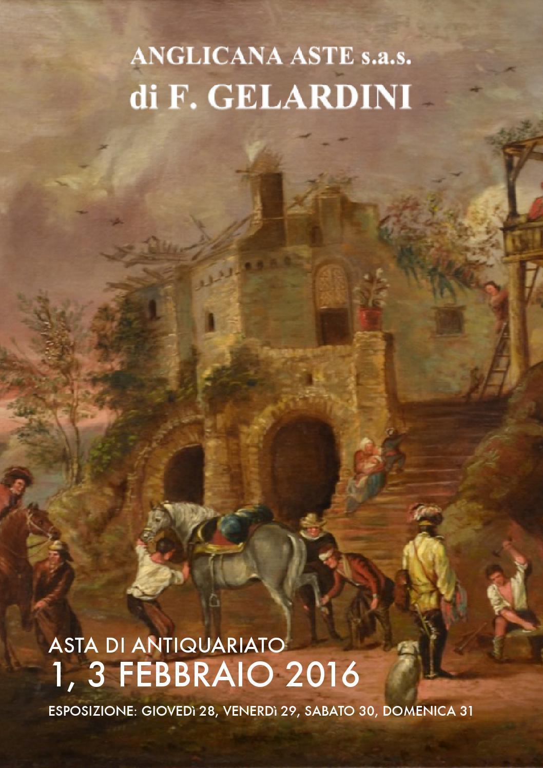 Asta di antiquariato by anglicana aste   issuu