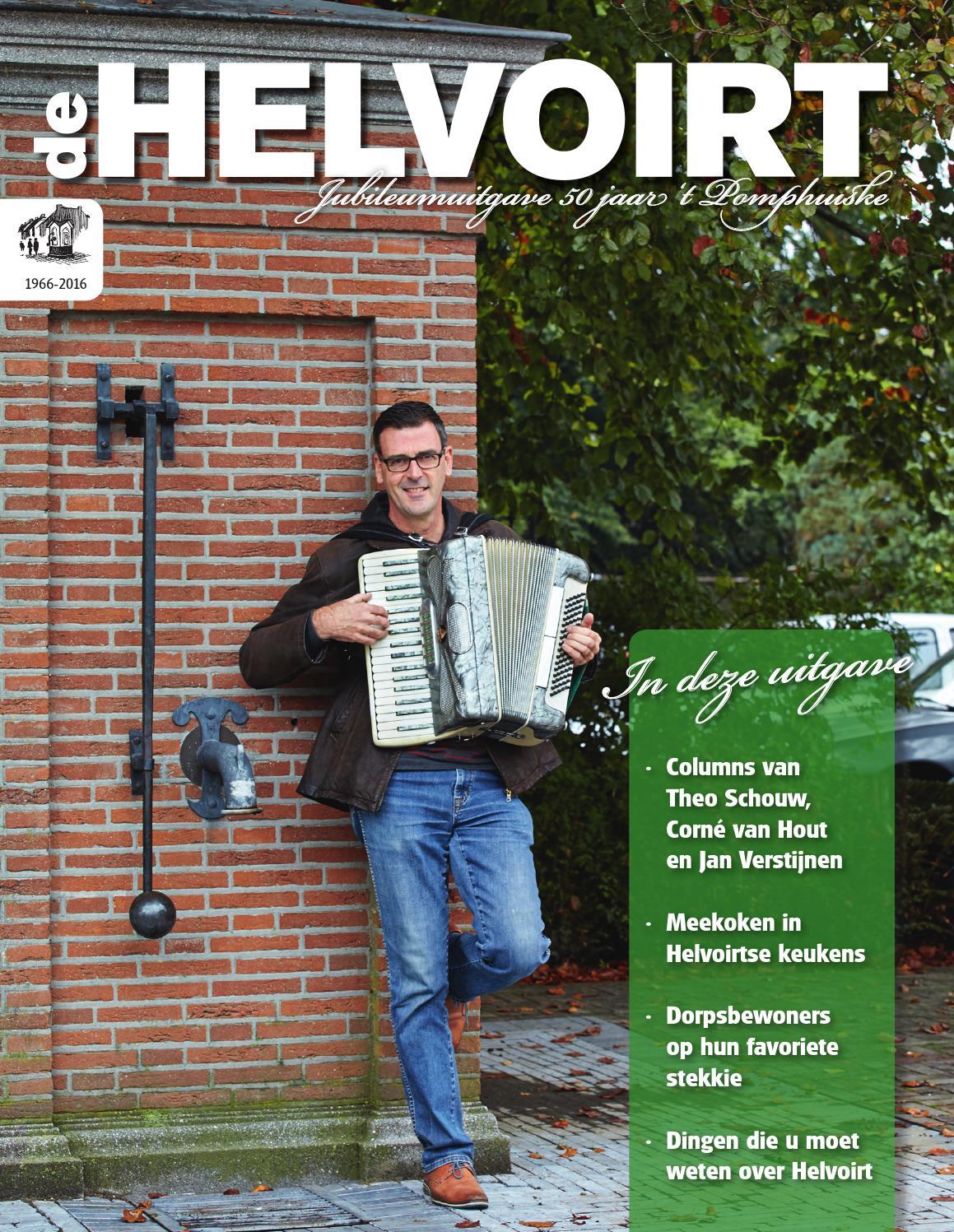 Glossy 'de Helvoirt' by 't Pomphuiske - issuu