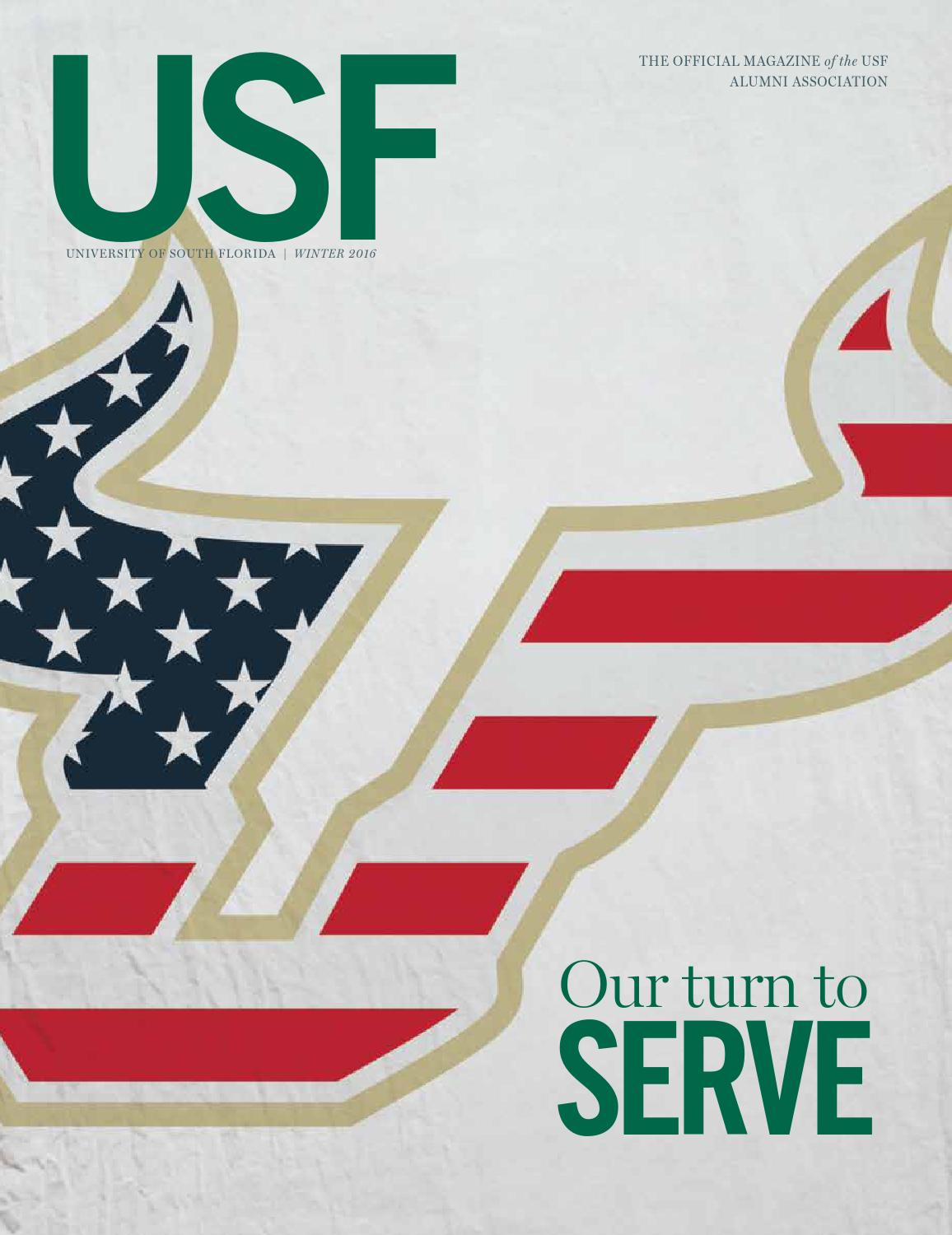 usf magazine winter by usf alumni association issuu