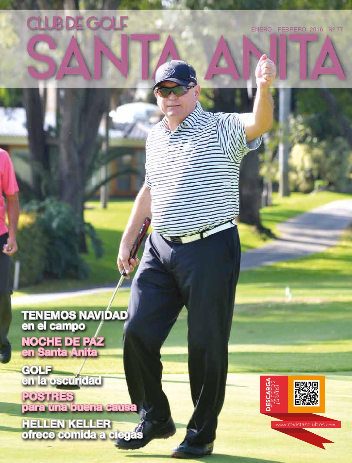 Club De Golf Santa Anita By Jose Manuel Andrade Issuu