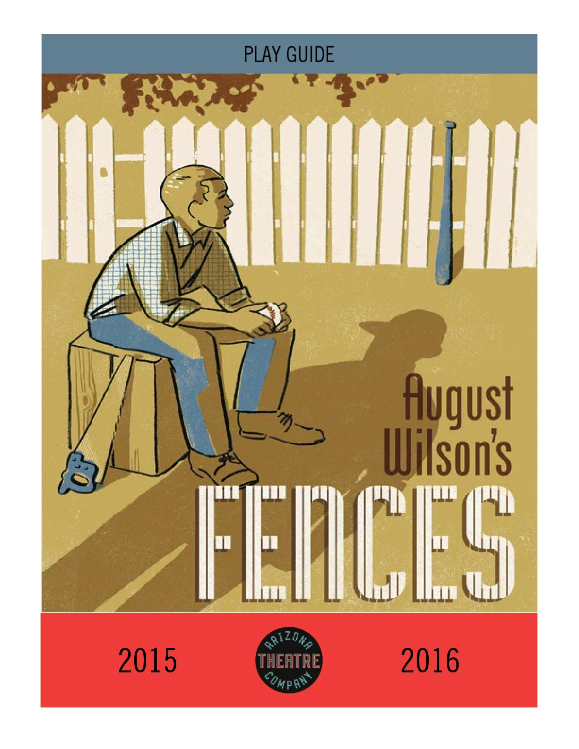 fences teacher information packet by long wharf theatre issuu play guide fences