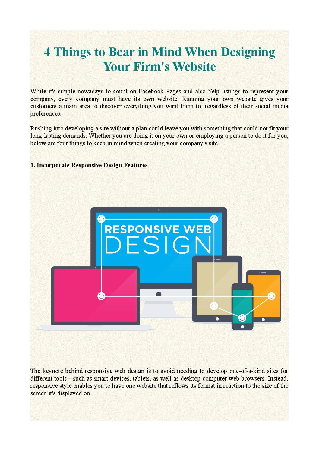 Four Oliver Web Design