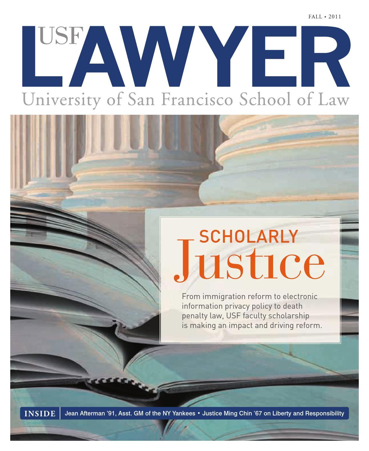 usf lawyer fall 2014 by usf school of law