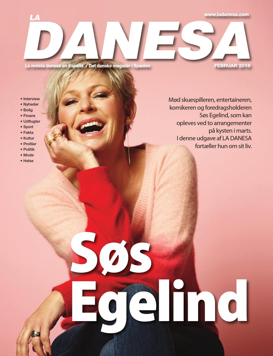 La Danesa januar 2016 by Norrbom Marketing - issuu