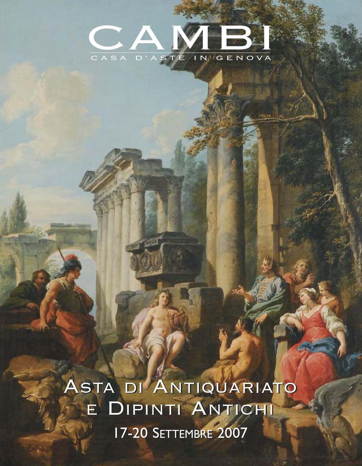 Asta 0090 by Cambi Casa d'Aste - issuu