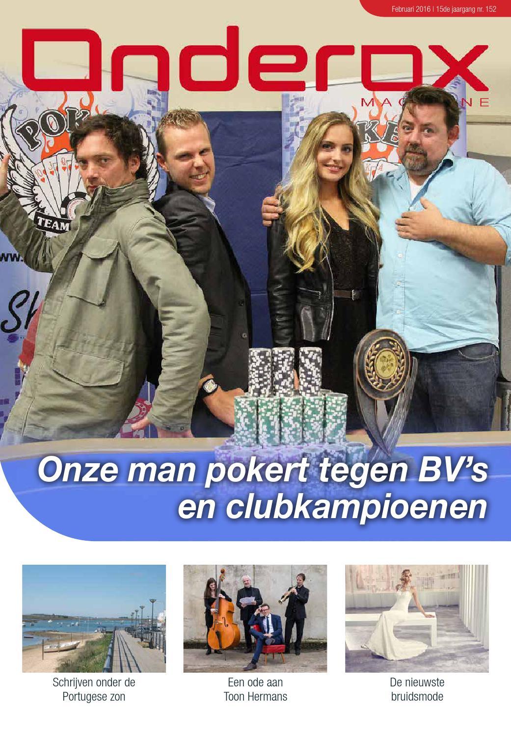 Onderox maart 2016 by De Heuvel Uitgeverij - issuu