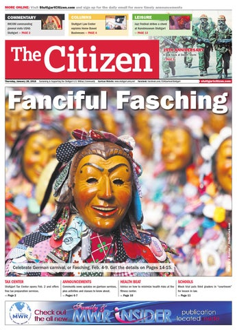 The Citizen - January 28, 2016