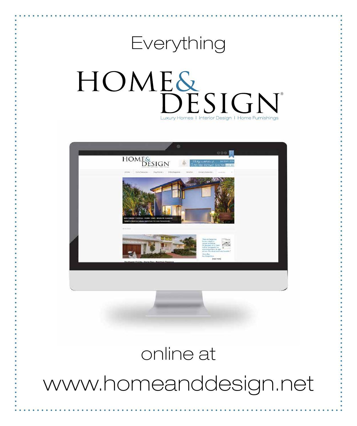 home design magazine annual resource guide 2016
