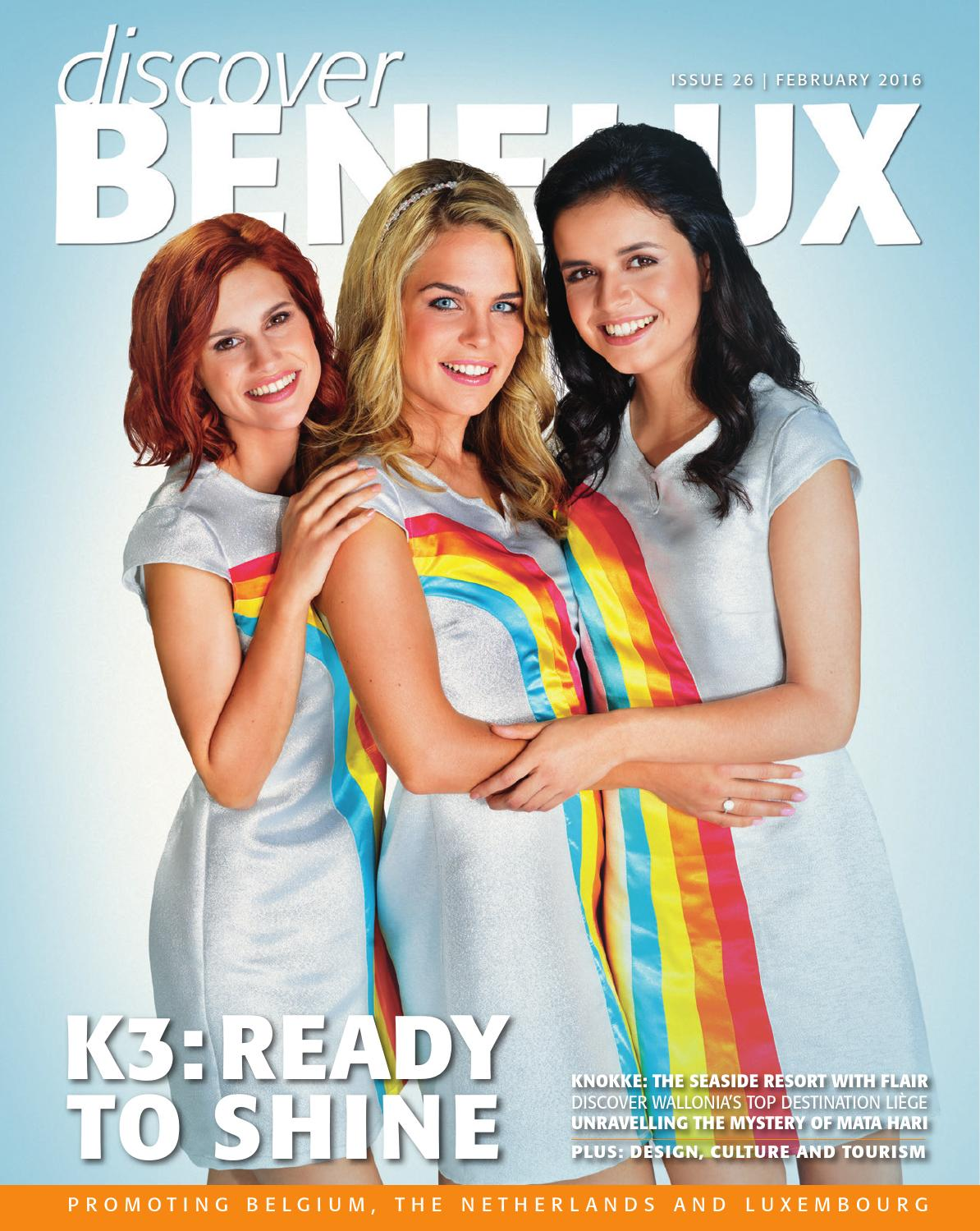 Discover benelux, issue 31, july 2016 by scan group   issuu
