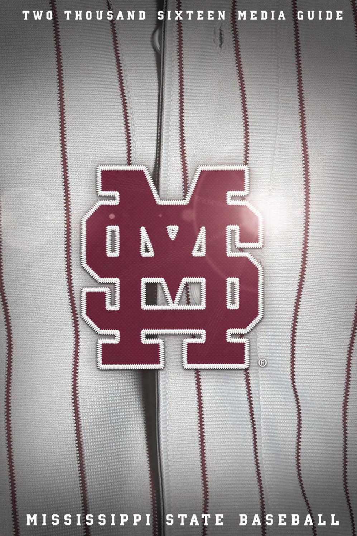2016 mississippi state baseball media guide by mississippi