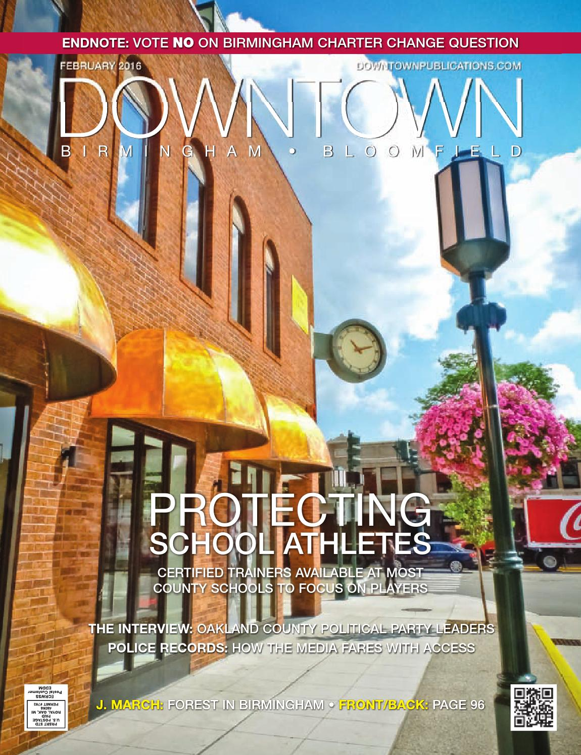 downtown birmingham bloomfield by downtown publications inc issuu birmingham bloomfield