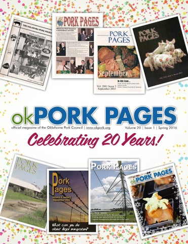 Preview image of okPORK PAGES Spring 2016