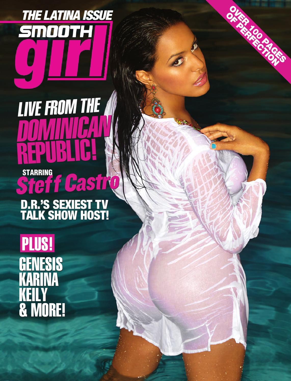 Smooth Magazine Latina Issue 98