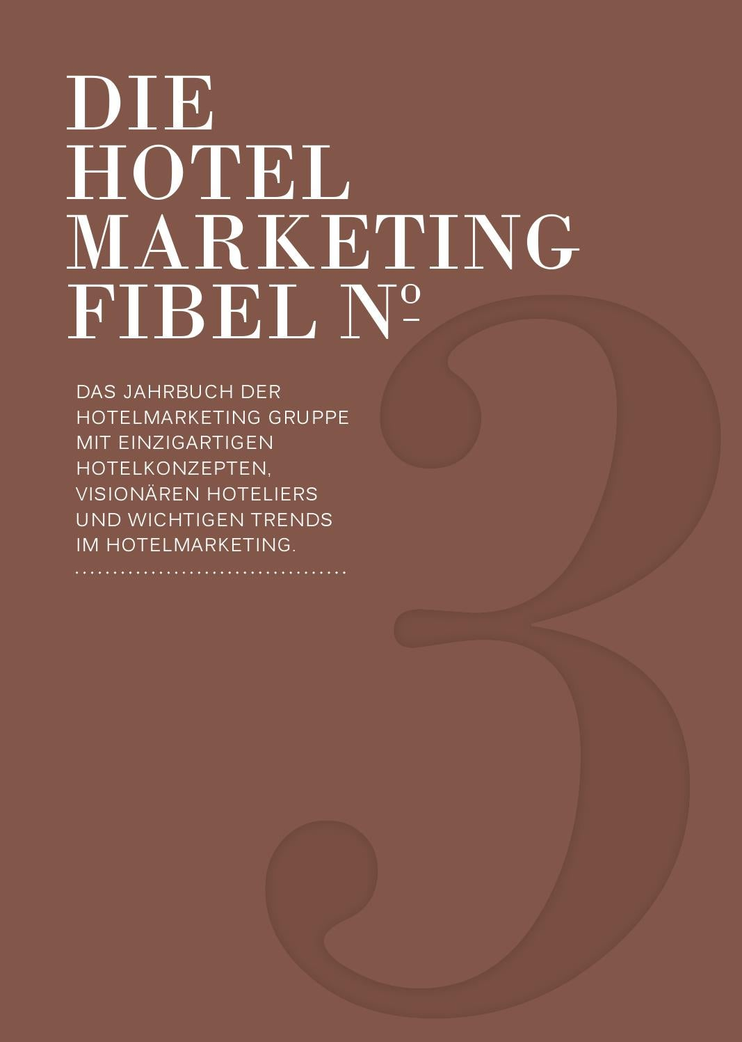 hotelbau journal 05 de by michaeler & partner - issuu, Hause ideen