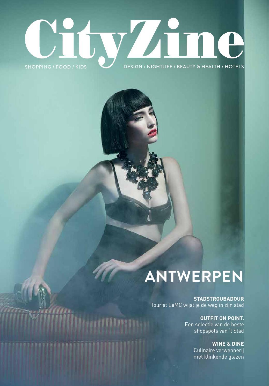 CityZine Antwerpen 2016 by CityZine - issuu