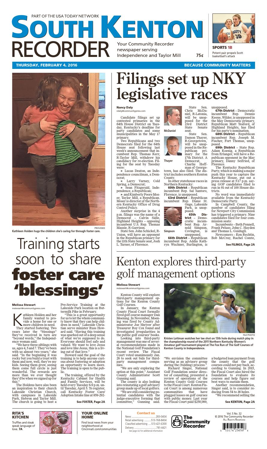 south kenton recorder by enquirer media issuu