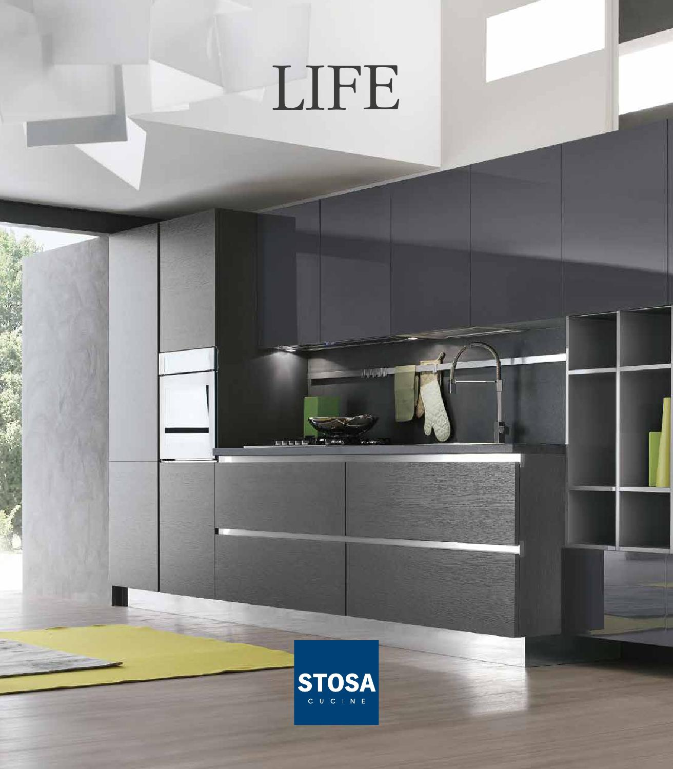 Catalogo cucine moderne stosa life by stosa cucine issuu - Cucine stosa opinioni ...