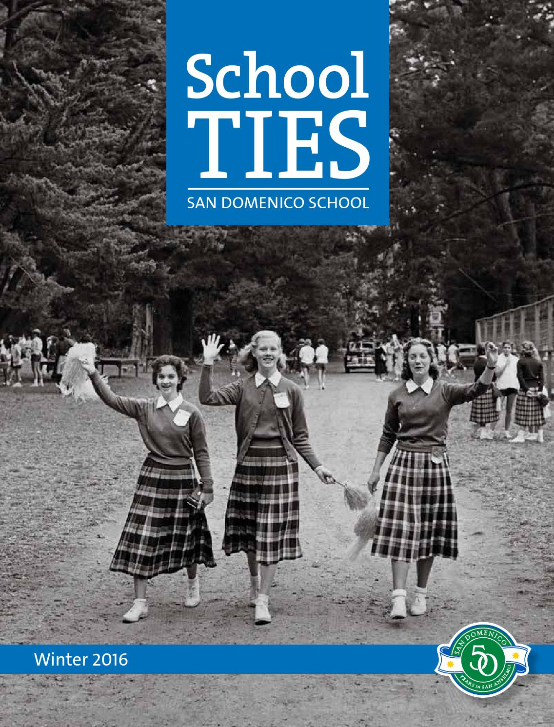 school ties spring by san domenico school issuu