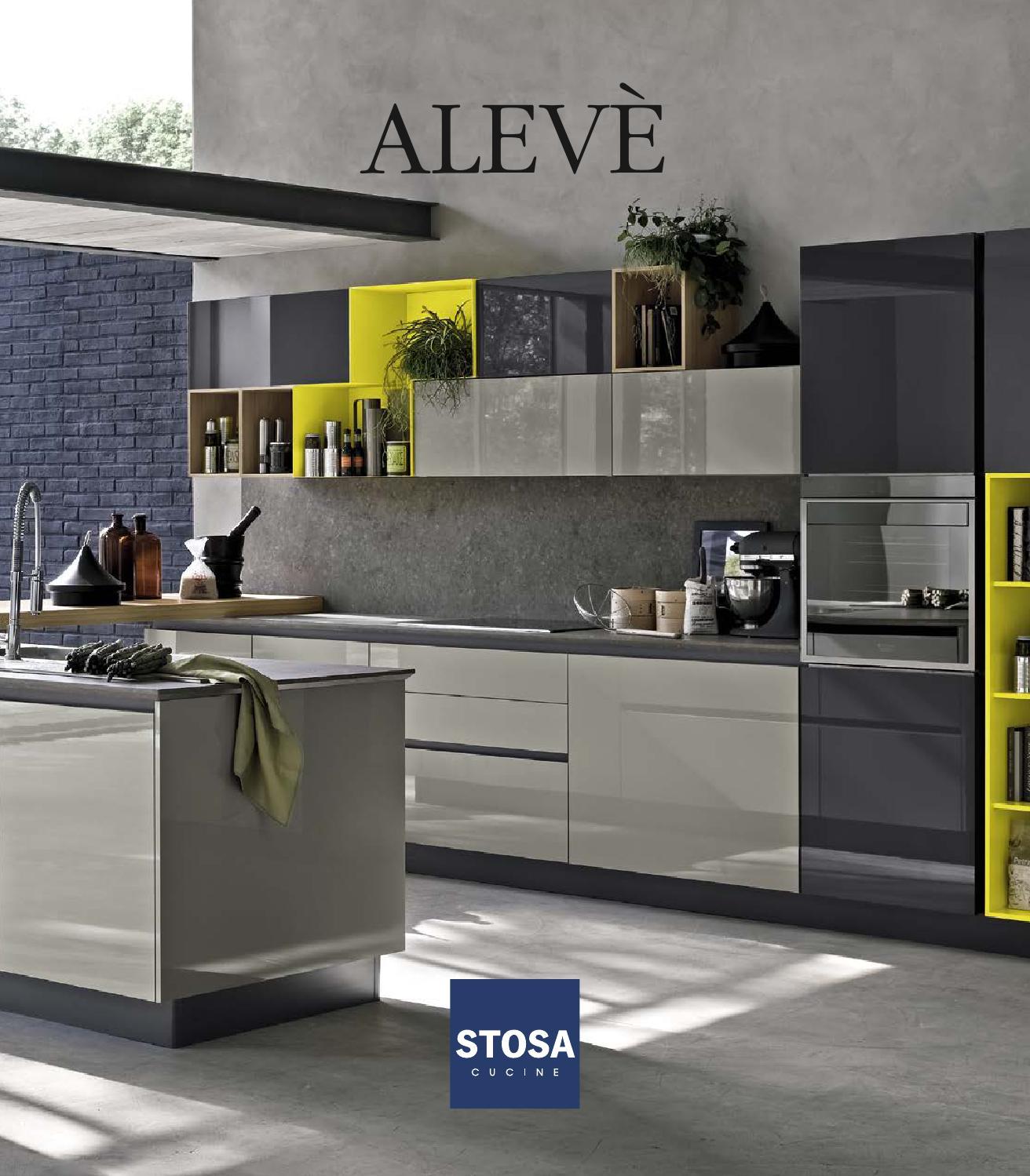 Catalogo cucine stosa moderne alevè by STOSA Cucine - issuu