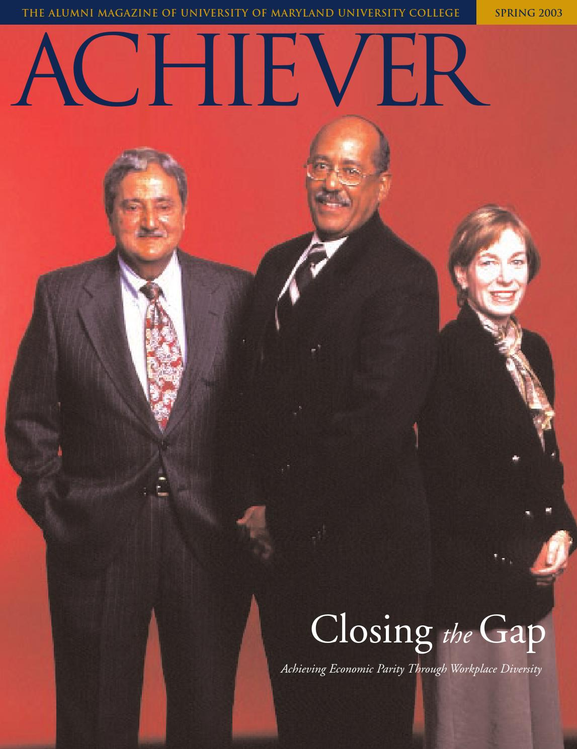 cape eleuthera foundation annual report by sweet olive co issuu umuc achiever magazine spring 2003