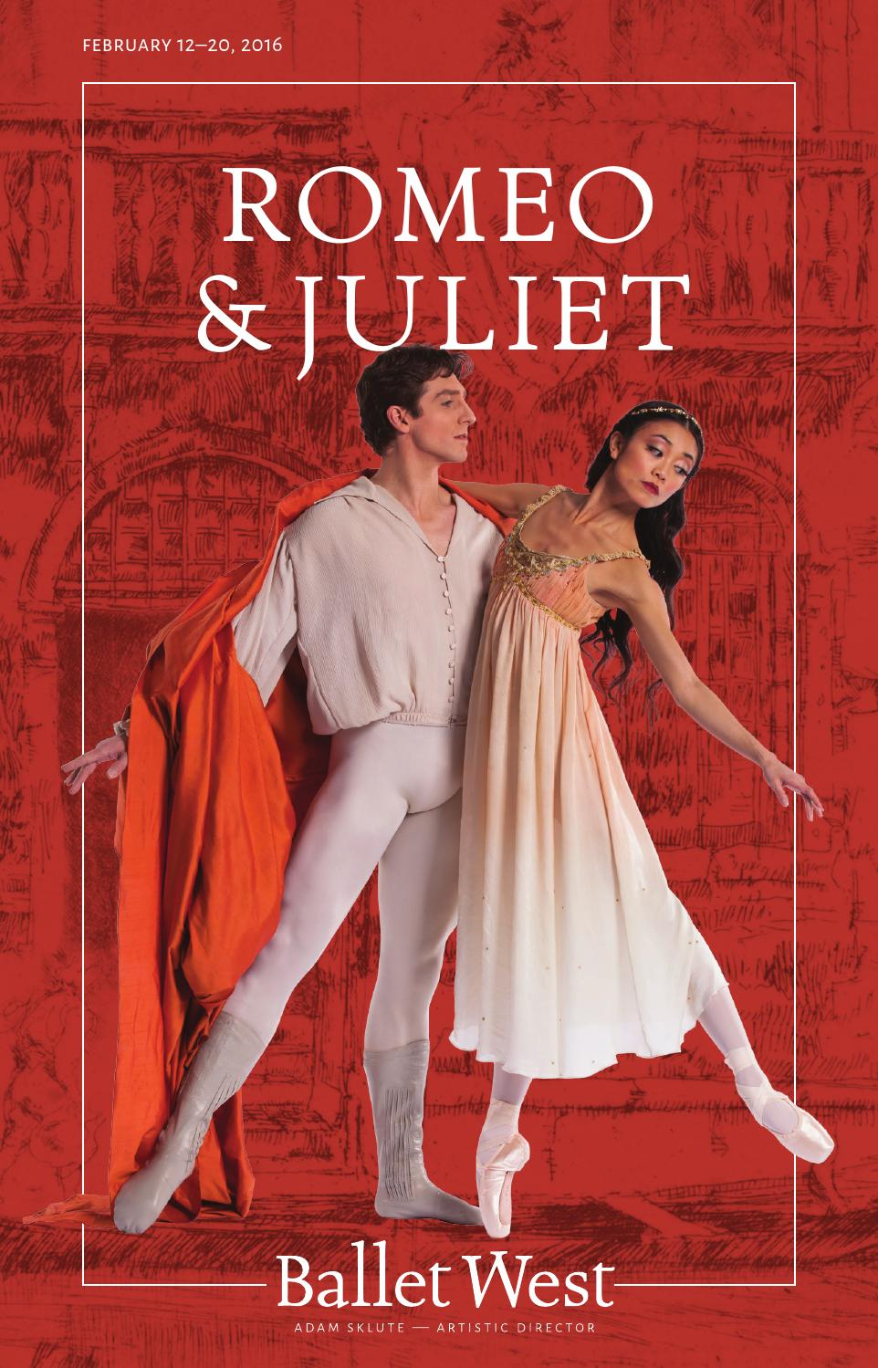 2014 2015 annual report by ballet west issuu romeo and juliet 2016