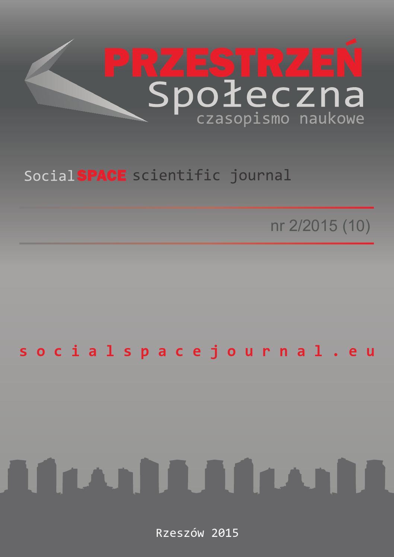 ^ Przestrzeń Społeczna (Social Space) no 2 2014(8) by Jaroslaw Kinal ...
