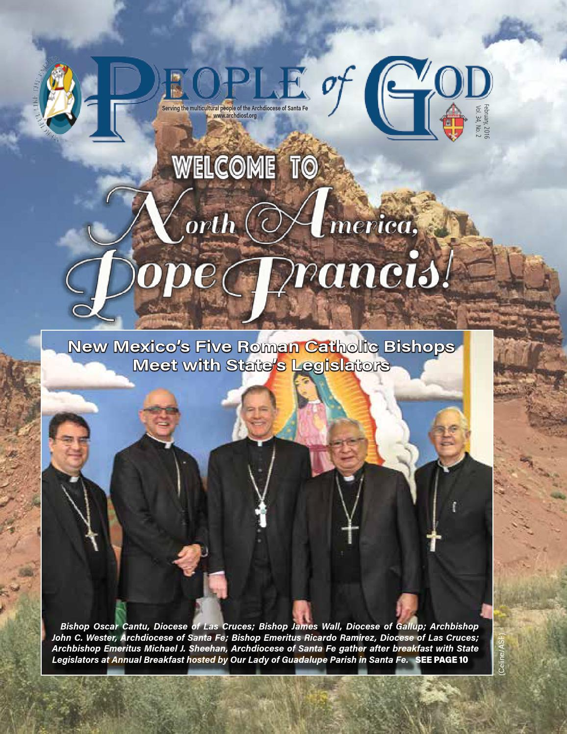 people of god by archdiocese of santa fe issuu
