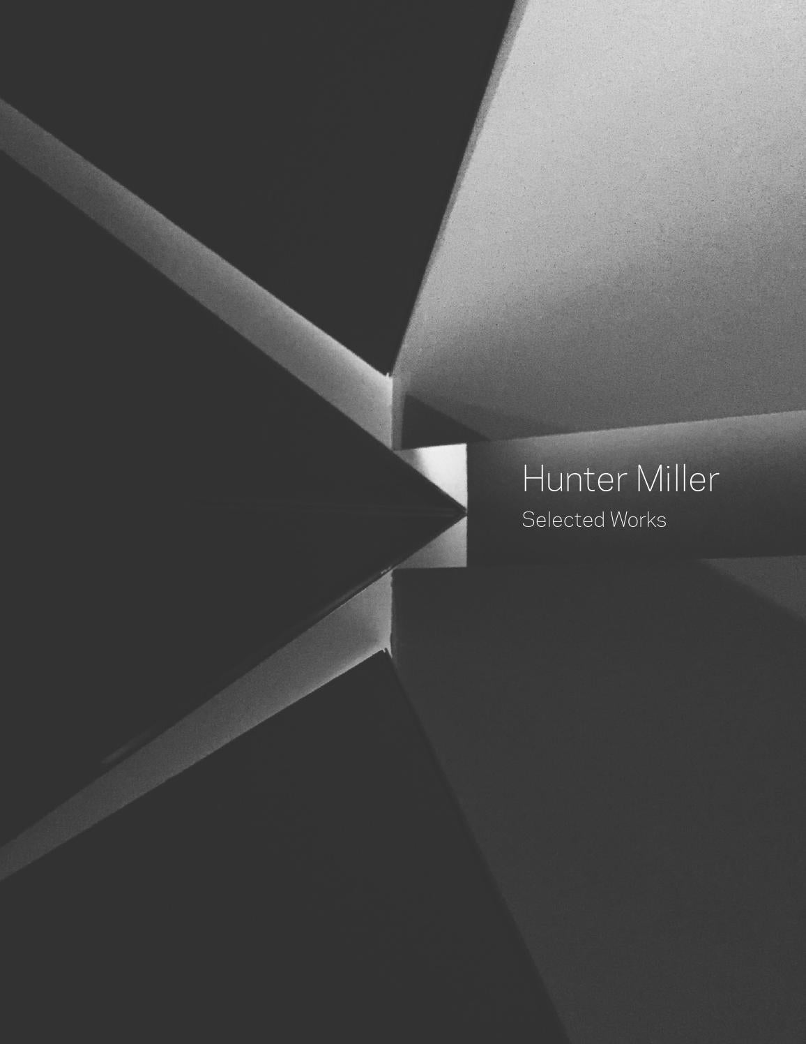 Interior design portfolio by hunter miller page 1 issuu - Interior design portfolio samples ...