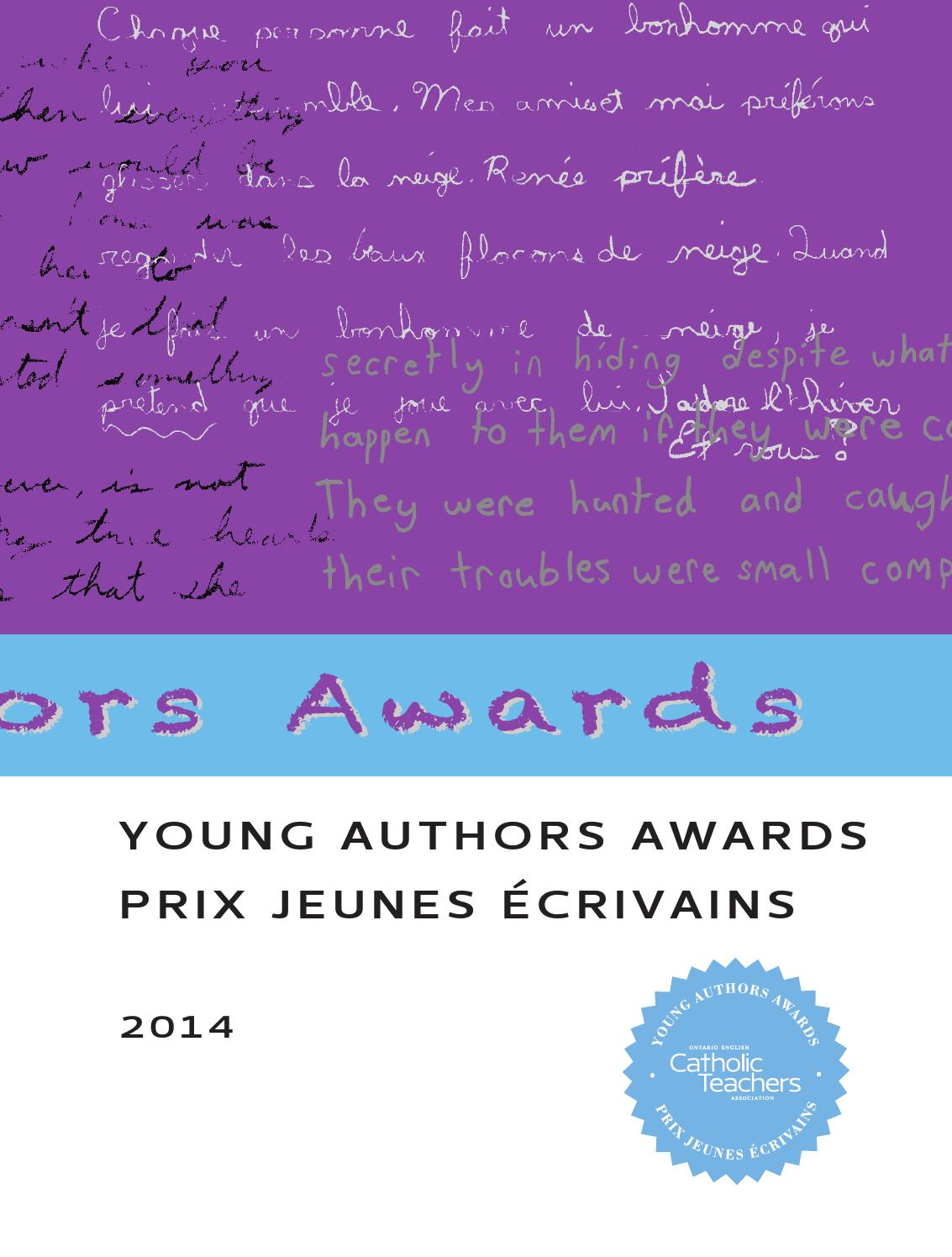 What has caused the sudden surge in the number of young writers?