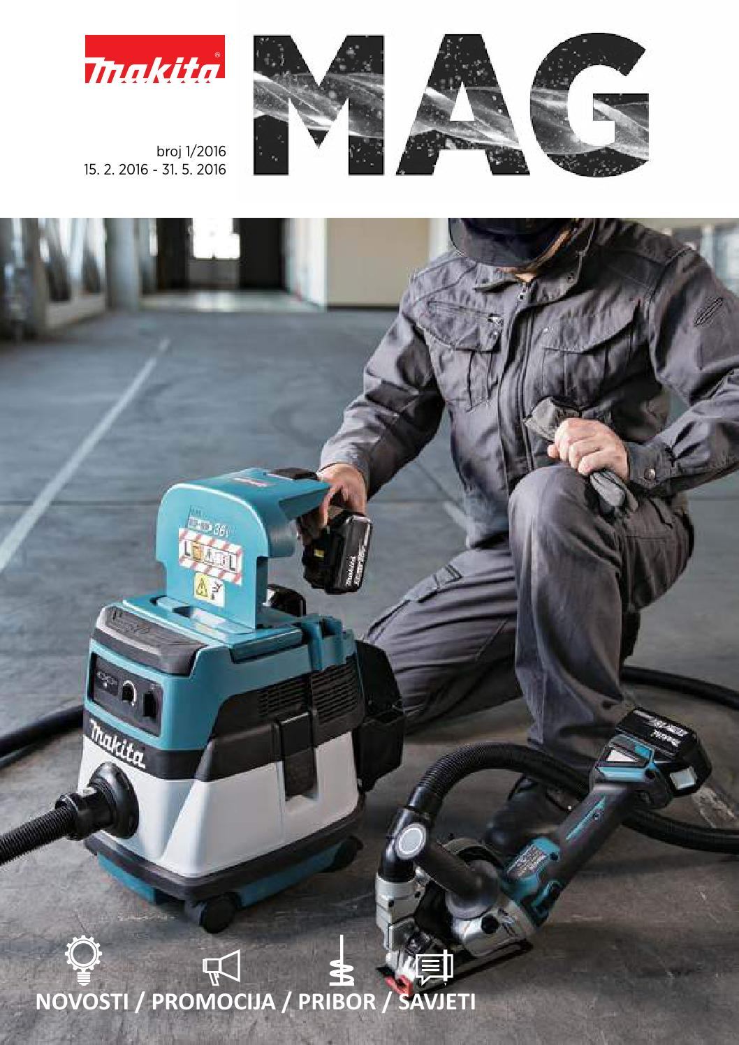 Makita Mag novosti 1-2016