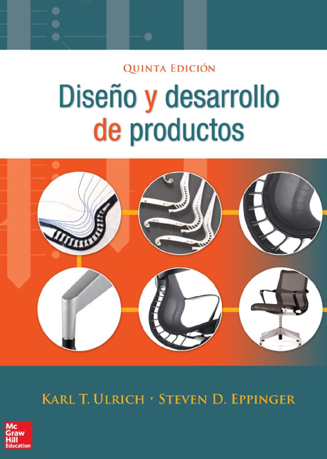 dise o y desarrollo de productos 5ed karl t ulrich by
