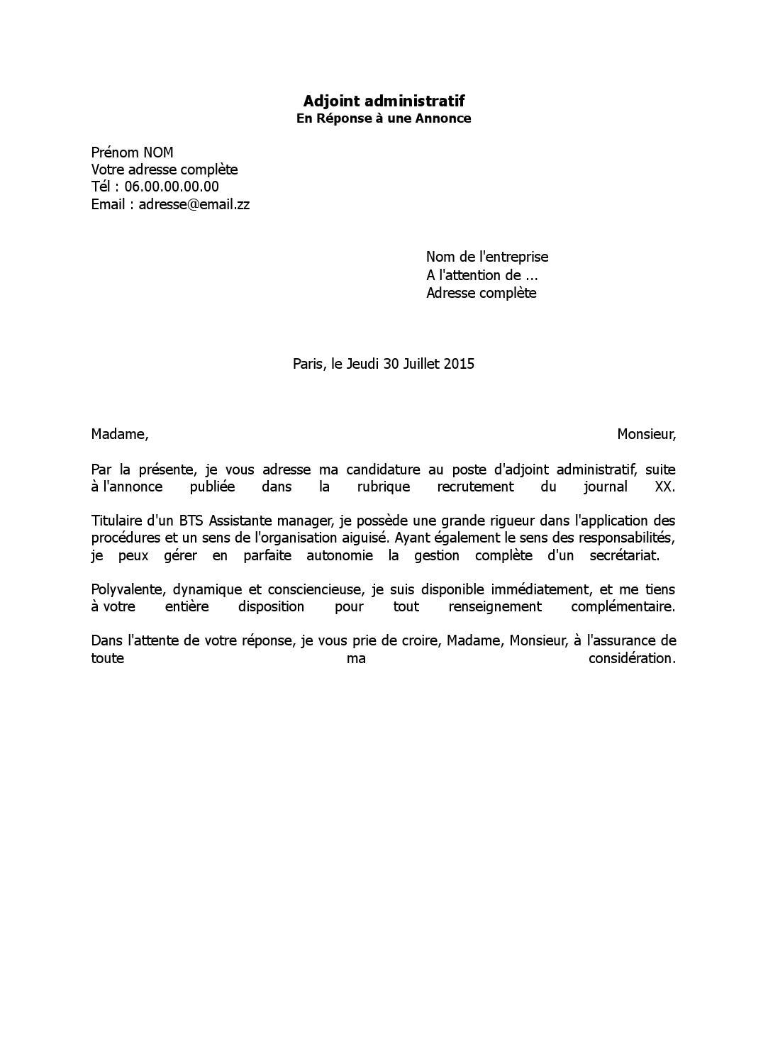 ppt lettre de motivation contrat de professionnalisation secretaire medicale