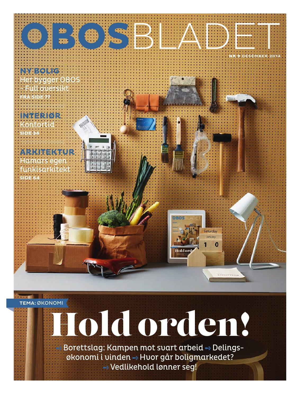 Obos bladet nr 9 2014 by obos bbl   issuu