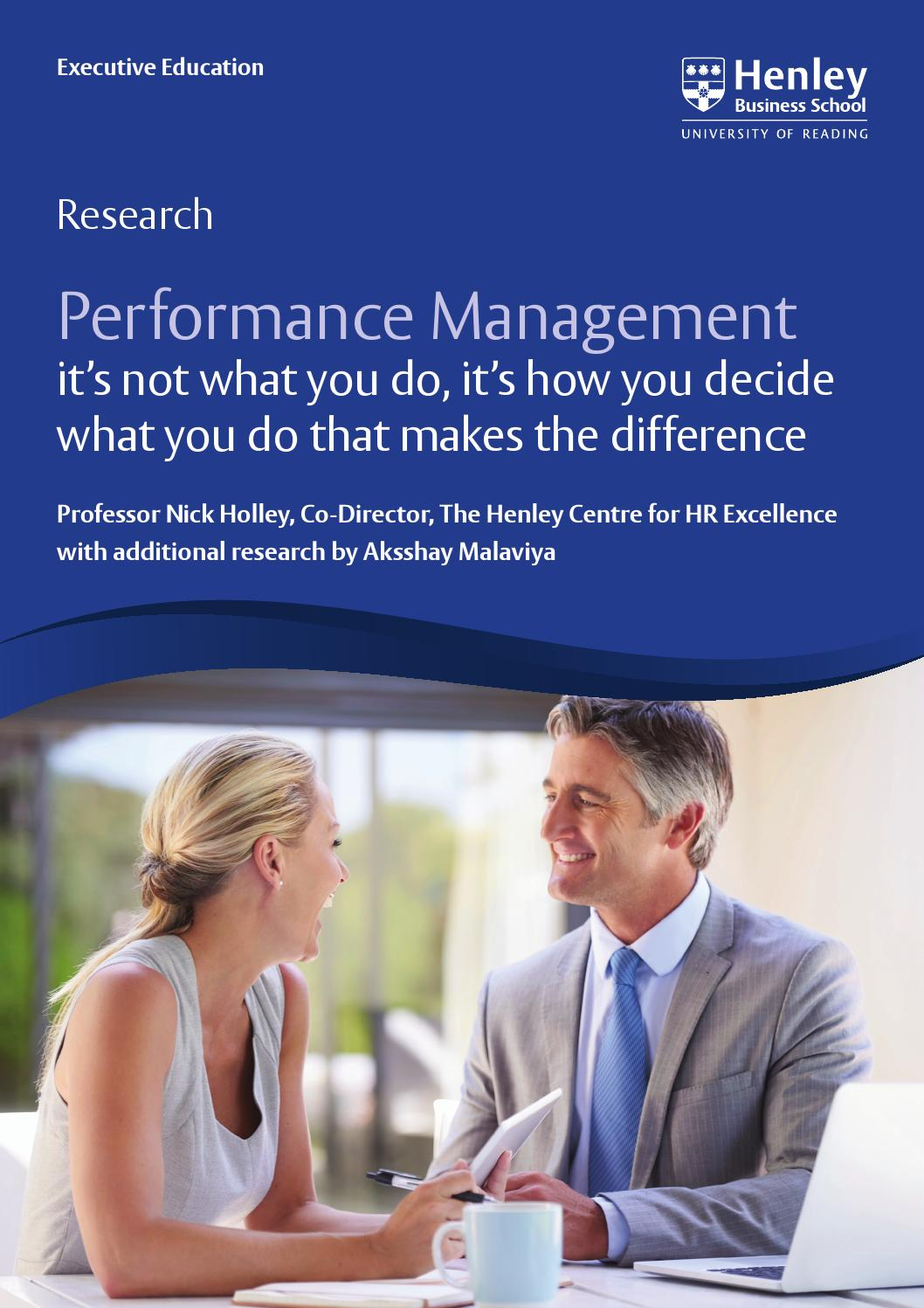 managing employee performance essay Performance management is a holistic procedure  supporting good practice in managing employee relations essay  3mer - supporting good practice in managing.