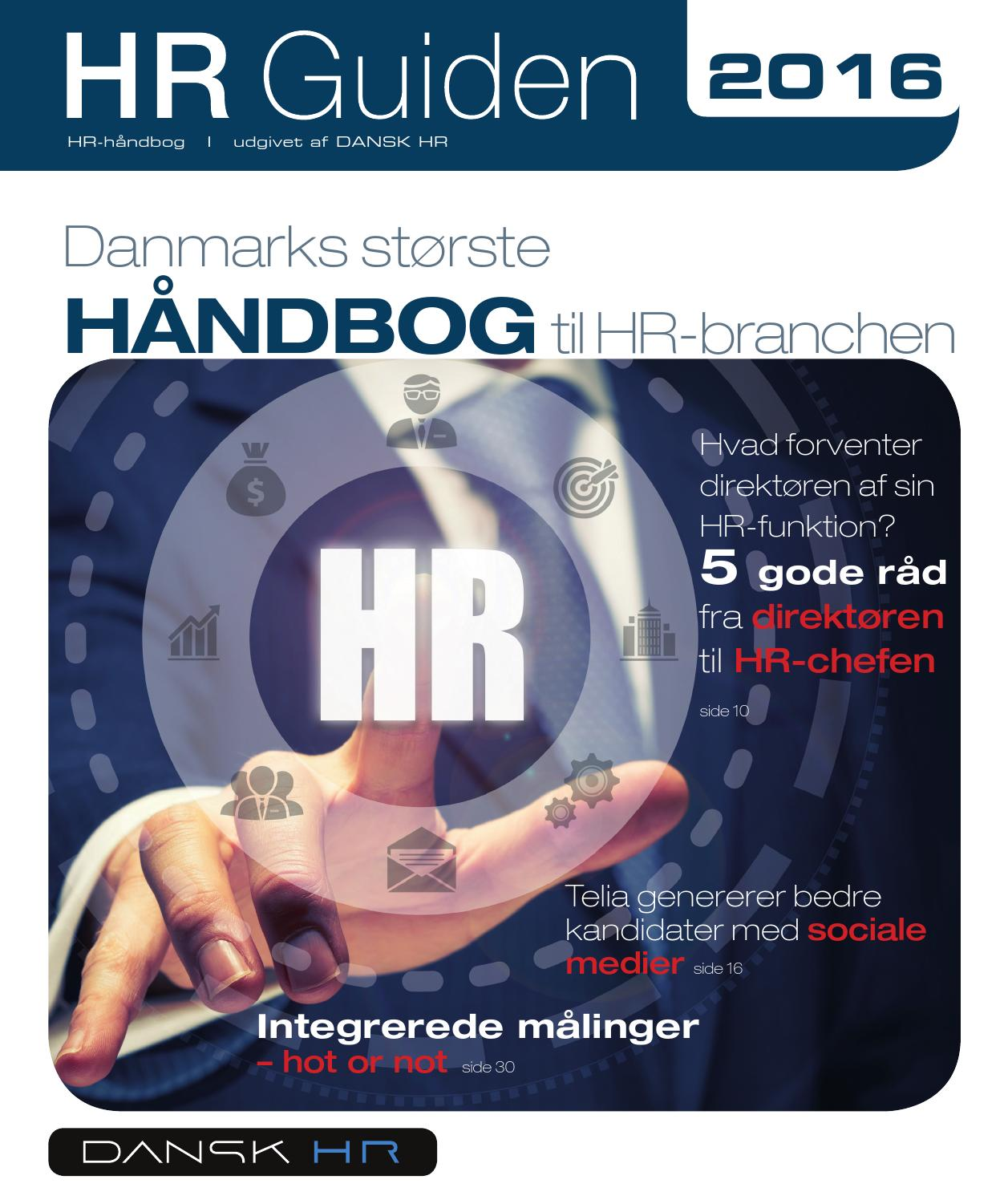 HR Guiden 2016 by DANSK HR - issuu