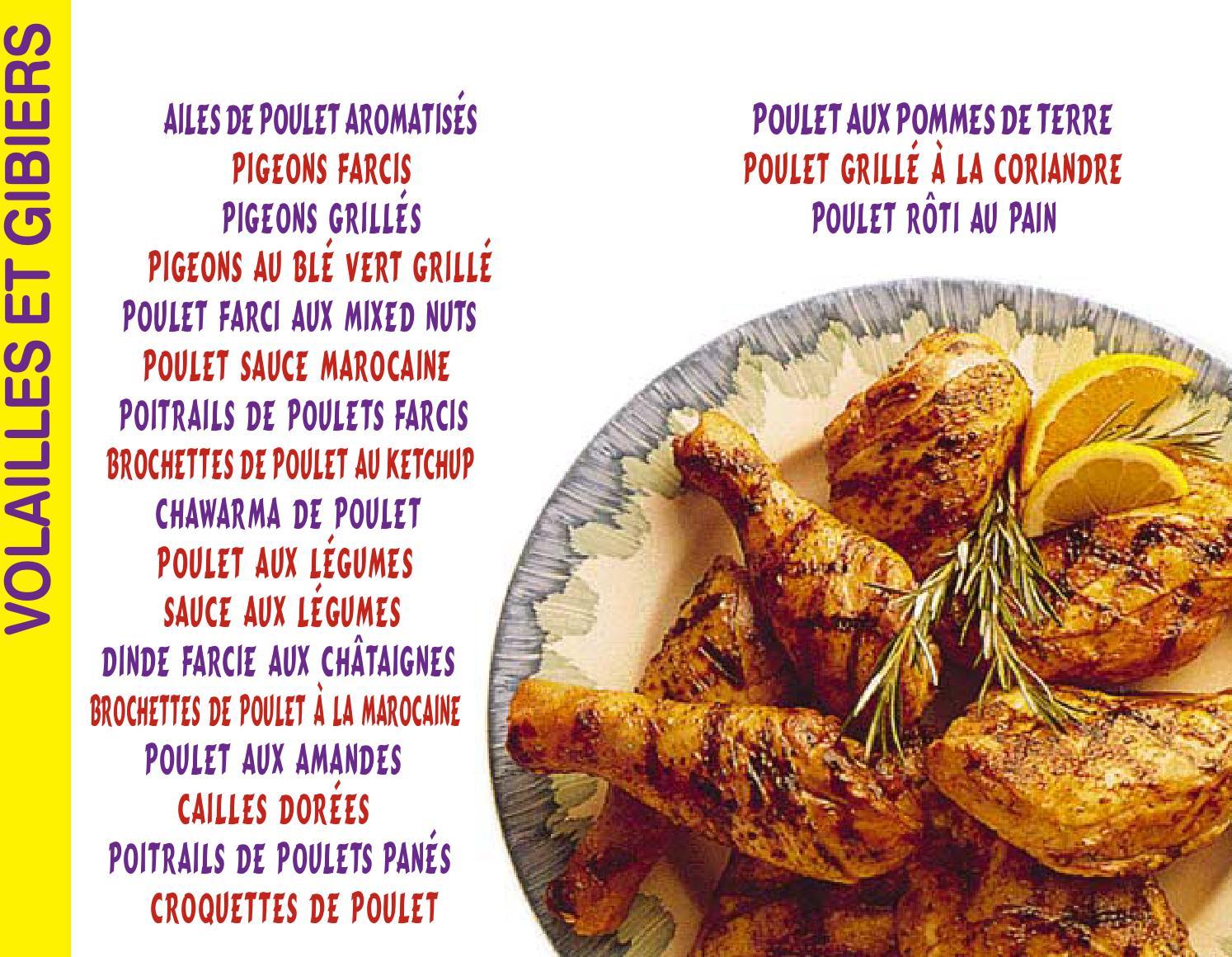 rosedesable docs cuisine arabe wwwlivrebookseu