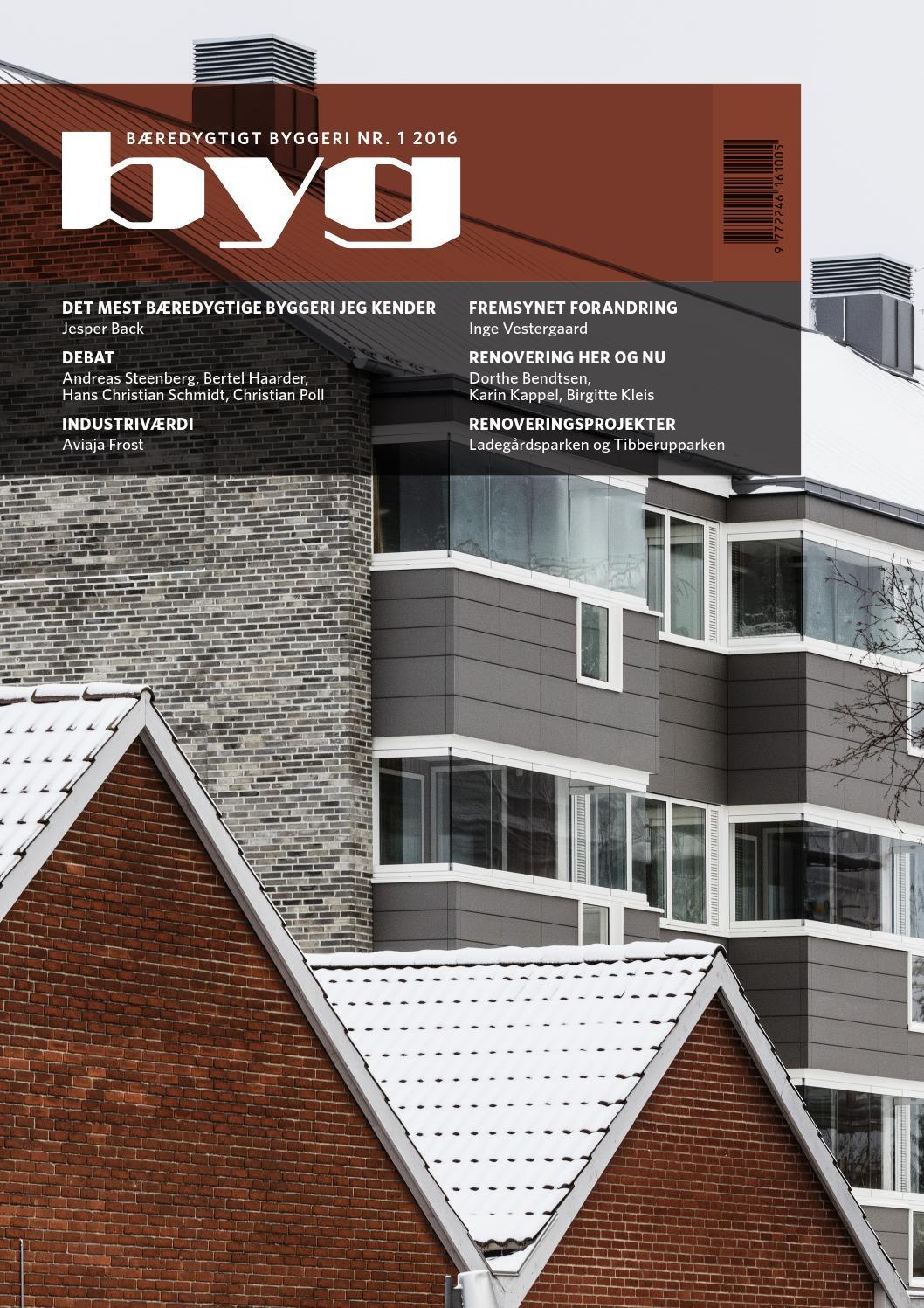 Byg 03 2016 by arkitektens forlag   issuu