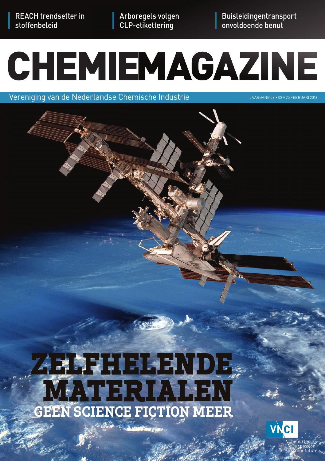 Chemie magazine   december 2015 by vnci   issuu