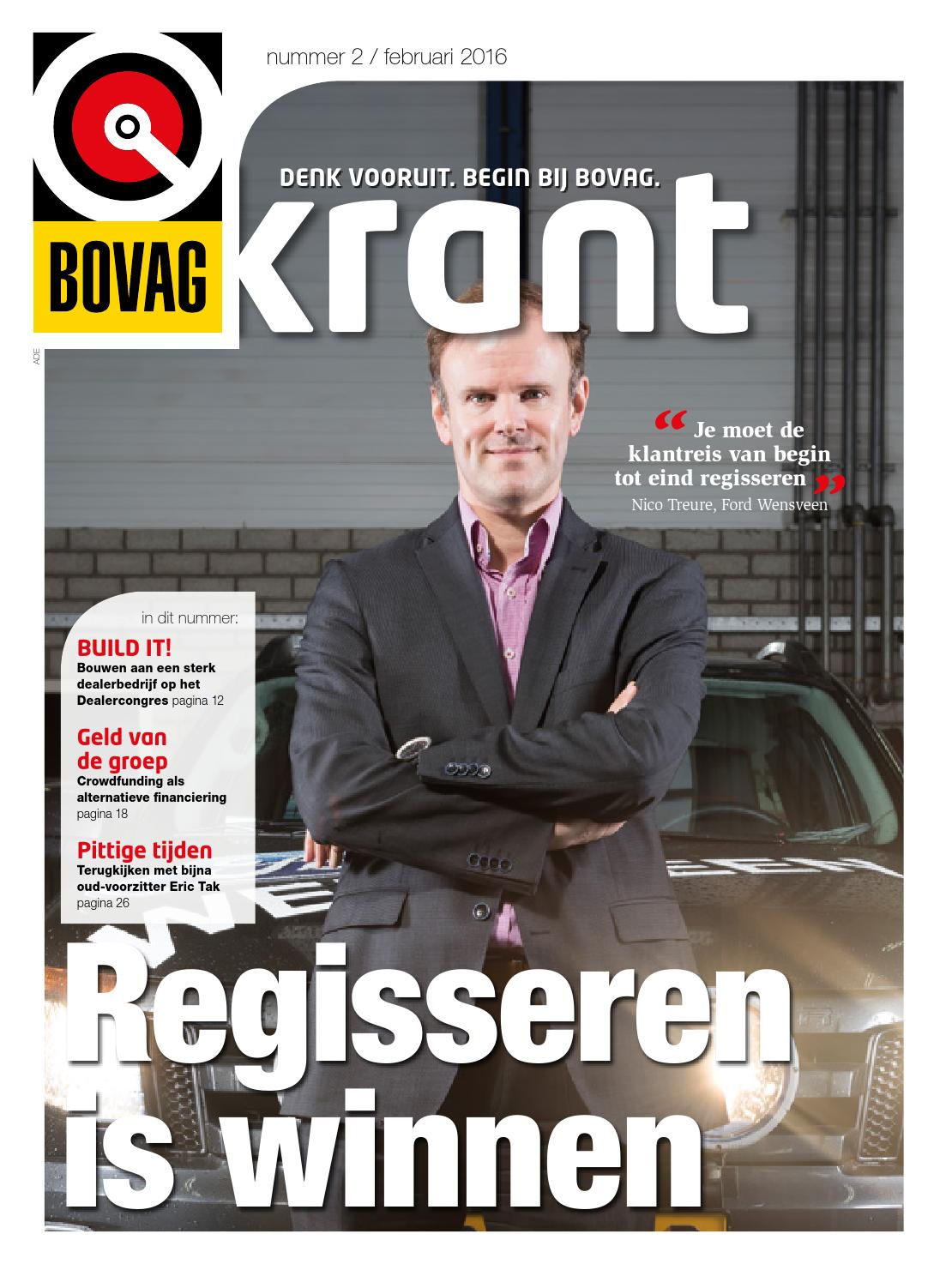 Bovagkrant 2016 2 editie autodealers by bovag   issuu