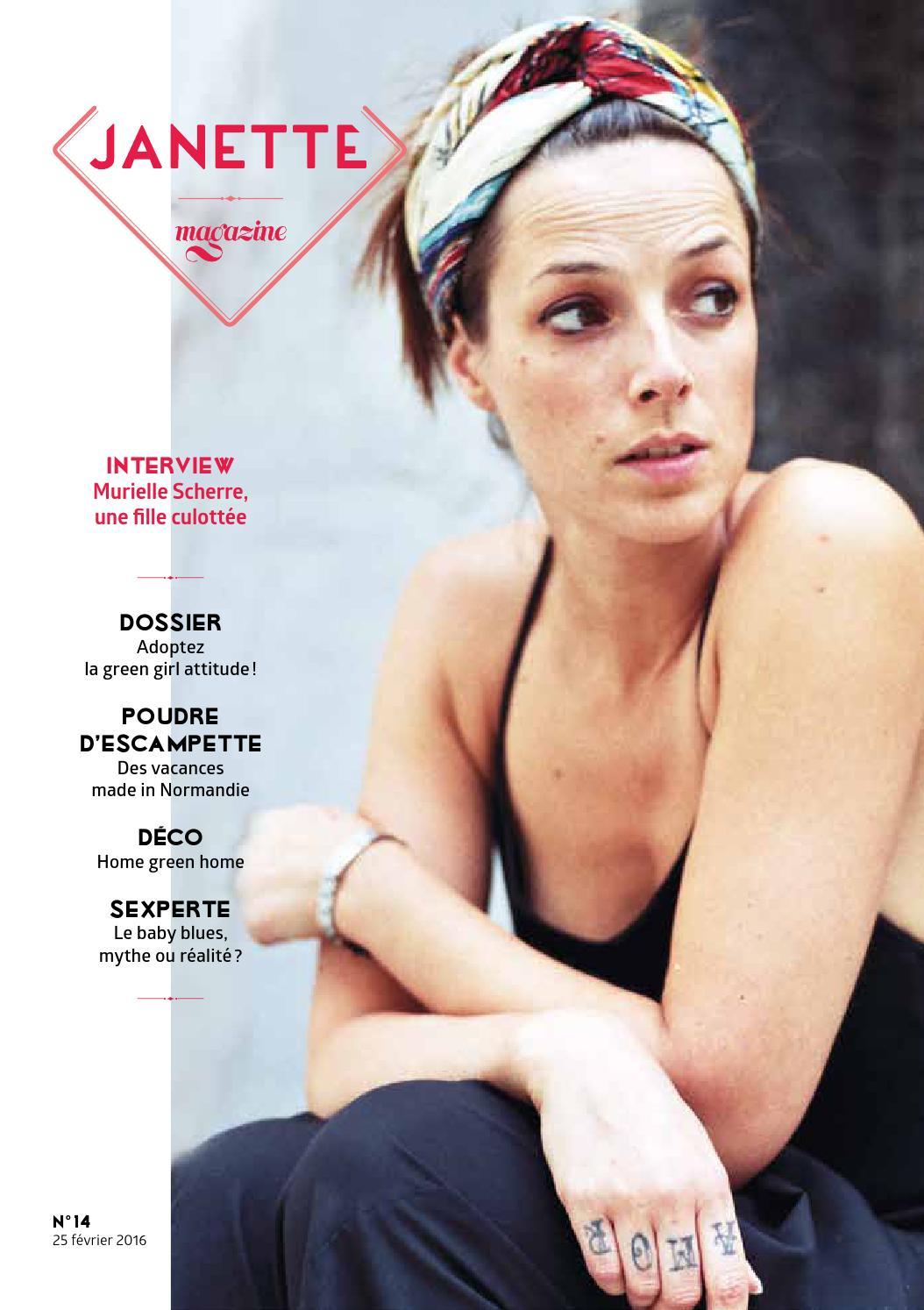 Janette14 - Mars 2016 by Janette Magazine