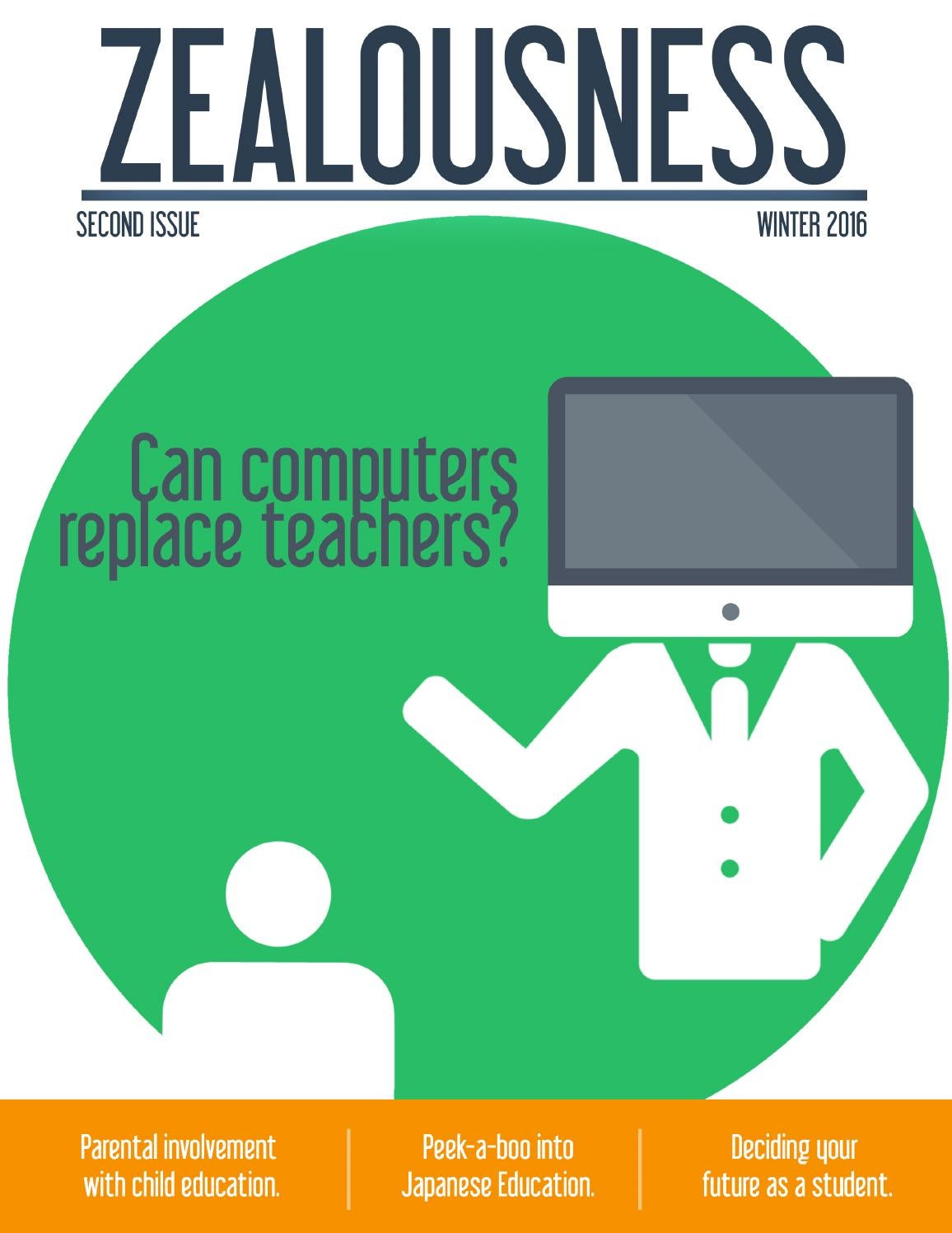 can computer replace teachers essay